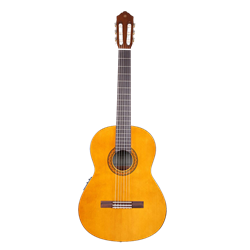 Picture of Yamaha Semi - Acoustic Guitar - CX40