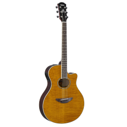 Picture of Yamaha Semi - Acoustic Guitar - APX 600