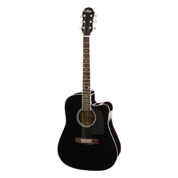 Picture of Yamaha Guitar - Aria AWN15CEBK