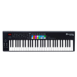 Picture of Midi Controller - Novation LAUNCHKEY 61