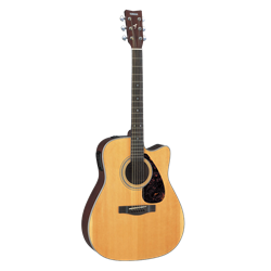 Picture of Yamaha Semi Acoustic Guitar - FX370C
