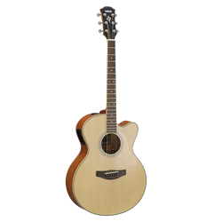 Picture of Yamaha Semi Acoustic Guitar - APX 600