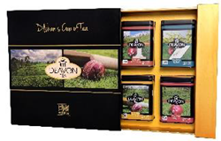 Picture of Luxury Pyramid - Regional Tea Gift Box