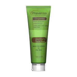 Picture of Prevense Honey & Grape Fruit Facial Wash For Oily Skin