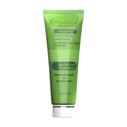 Picture of Prevense Grape Seed & Jojoba Facial Wash For Sensitive Skin