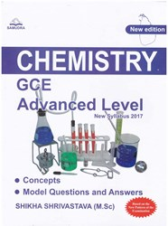 Picture of G.C.E. Advanced Level : Chemistry (New Edition)