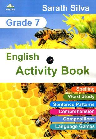 Picture of Grade 7 : English Activity Book