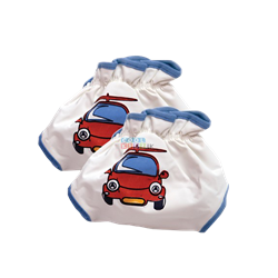 Picture of Kids Joy Washable Diapers (2 Pieces)-PIN