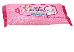 Picture of Farlin Baby Wet Wipes (Anti-Rash)