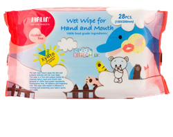 Picture of Farlin Wet Wipes For Hand & Mouth