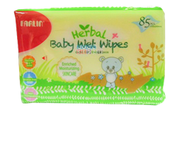 Picture of Farlin Baby Wet Wipes (Refill)Skincare