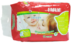 Picture of Farlin Baby Diaper 11 PCS-Medium