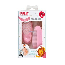 Picture of Farlin Comb And Brush - Mix