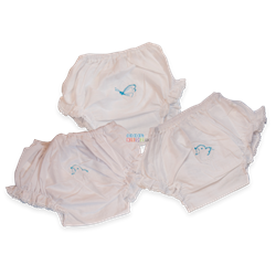 Picture of Kids Joy White Baby Pant (3 Pieces)