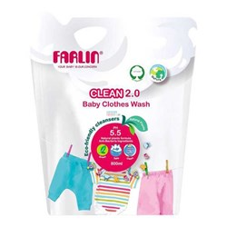 Picture of Farlin Baby Clothing Detergent Refill Pack 800ml