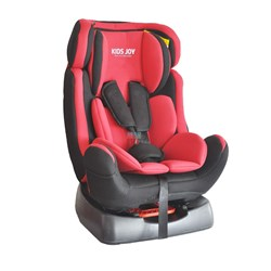 Picture of Kids Joy Baby Car Seat 3 in 1 - Red