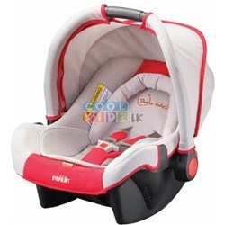 Picture of Farlin Baby Carry Cot - Red