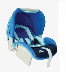 Picture of Farlin Baby Carry Cot - Blue