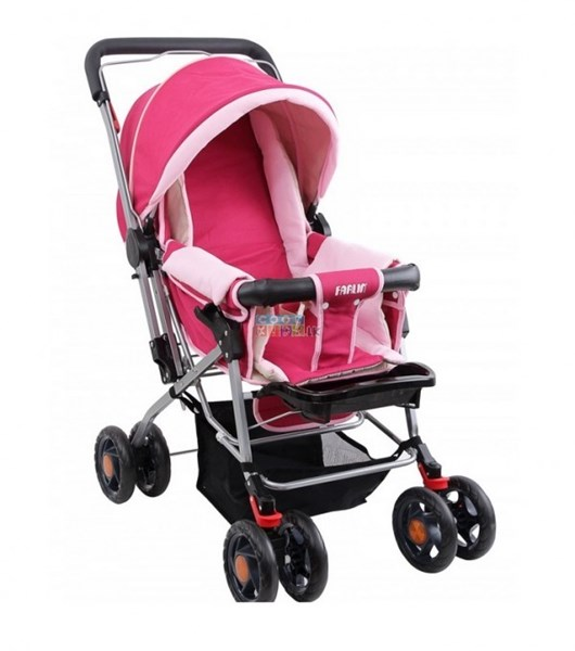 Picture of Farlin Baby Stroller - Pink