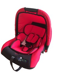 Picture of Kids Joy Baby Carry Cot - Red
