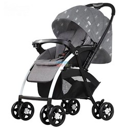 Picture of Farlin Baby Stroller - Grey