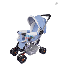 Picture of Farlin Baby Stroller - Blue