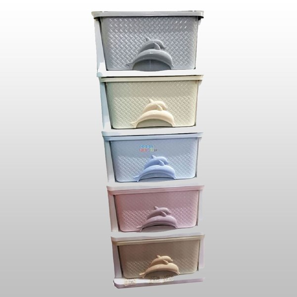 Picture of Multilayered Drawer Set