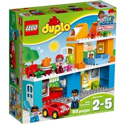 Picture of LEGO DUPLO Town Family House 10835