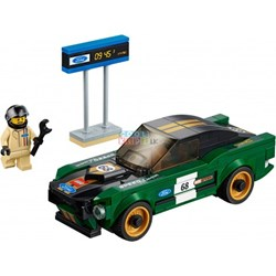 Picture of Lego 1968 Ford Mustang Fastback