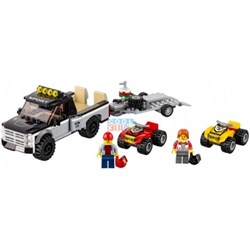 Picture of Lego City Great Vehicles ATV Race Team 60148