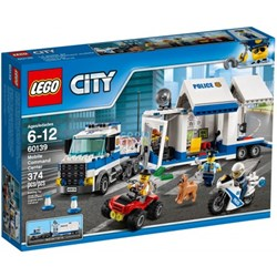 Picture of Lego City Police Mobile Command Center 60139
