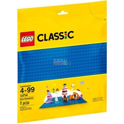 Picture of LEGO Classic Blue Baseplate - LG10714
