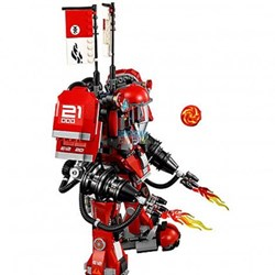Picture of Lego Fire Mech