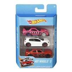 Picture of Hot Wheels 3 Car Pack