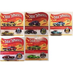 Picture of Hot Wheels 50th Anniversary Car Assortment