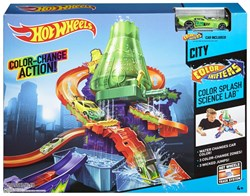 Picture of Hot Wheels Color Shifters Color Splash Science Lab
