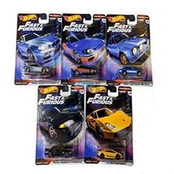Picture of Hot Wheels Fast & Furious Assortments Vehicles - 2019