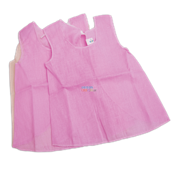 Picture of Kids Joy Colour Baby Frocks (3 Pieces)