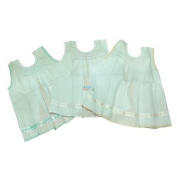 Picture of Kids Joy Piping Baby Frock Smocking (3 Pieces)