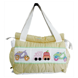 Picture of Mama & Baby Bag (Mix Colour)