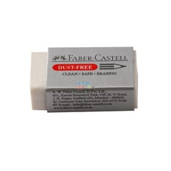 Picture of Faber Castell Dust Free Erasers Small