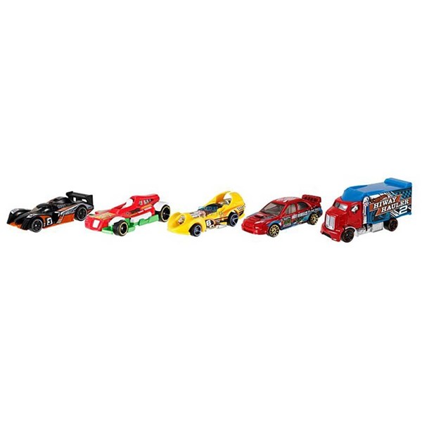 Picture of Hot Wheels 5-Car Pack