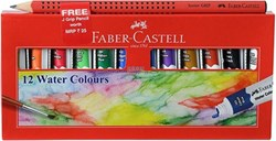 Picture of Faber Castell Student Water Color Pack of 12