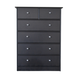 Picture of Chest of Drawers - Dark Brown