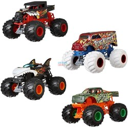Picture of Hot Wheels Monster Trucks 1:24 Collection