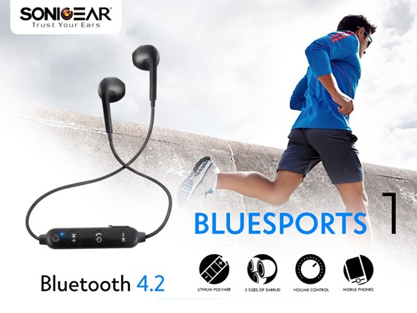 Picture of Blue Sports 1 Bluetooth Headset