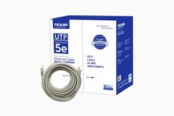 Picture of UTP CAT5e 24UC Ethernet Cable Bare Copper