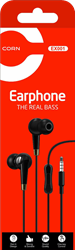 Picture of CORN Wired Earphone (The Real Bass) - EX001
