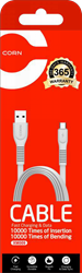 Picture of CORN Data Cable (Unrivaled Durability) (Type-C Fast Charging) - XM009 / XA009 / XC009
