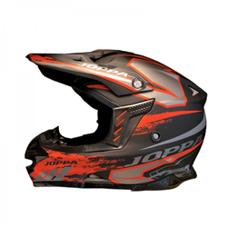 Picture of Beon B-602 Charger Decal - Motocross Helmet